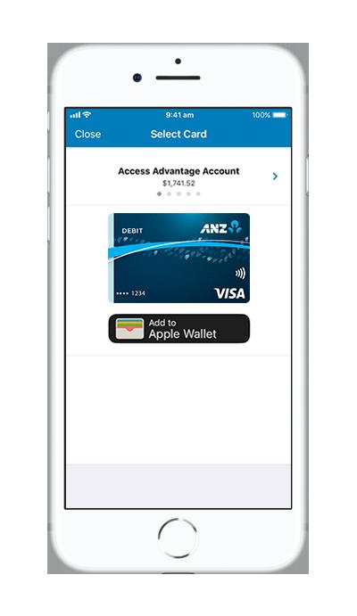 Set Up Apple Pay | ANZ