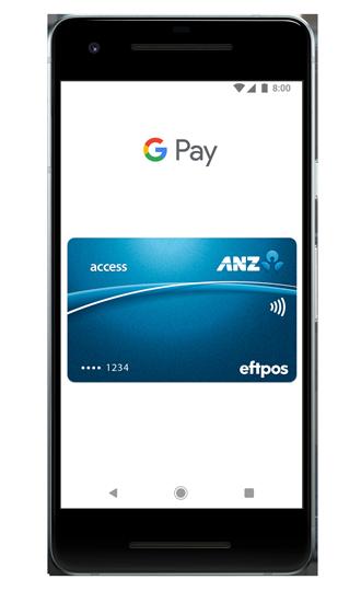 Google Pay | ANZ